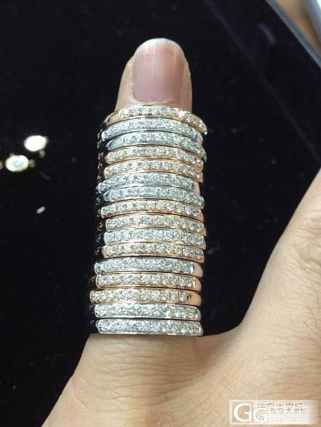 大肥猫珠宝    30分-50分钻戒..._钻石