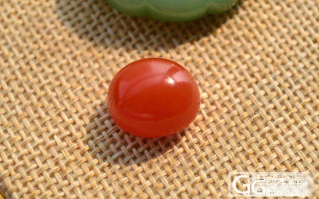 【清晨】特惠 联合料樱桃红 戒指蛋面