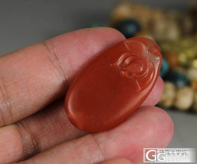 350元 南红貔貅戒面1350元 南..._传统玉石