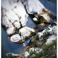 发现 demantoid 翠榴石原石晶体